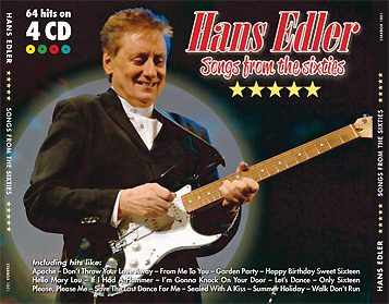 Hans Edler, 4 CD Songs from the Sixties